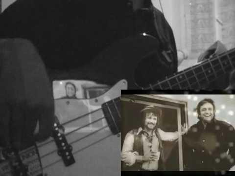 (bass cover) Johnny Cash - Cocaine Blues + lyrics and tab chords