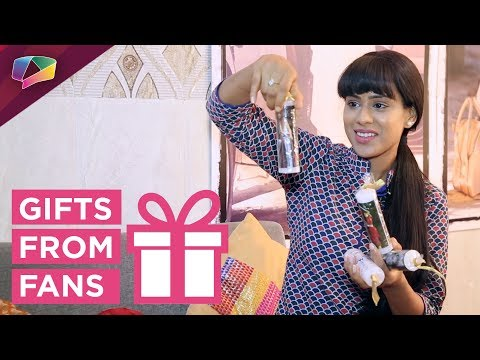 Nia Sharma Receives Gifts From Her Fans   Exclusive   India Forums thumbnail