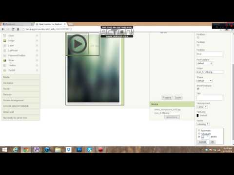 Android Tutorial - How to create Radio App with App Inventor - Part 2 in sinhala