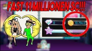 FAST 11 MILLIONEN STARCOINS!!!   MSP (Cheat?)