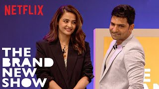Sacred Games Cast | Amazing Acting Range | The Brand New Show | Netflix India