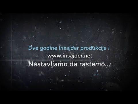 Dve godine Insajder.net-a