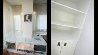 Contemporary Bespoke Fitted Furniture | Shelving | Bookcases | Wardrobes | Tv Units