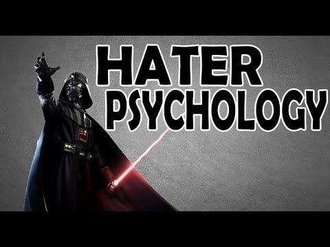 DEALING WITH HATERS | THE HIDDEN PSYCHOLOGY BEHIND HATERS