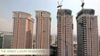 The Venice Luxury Residences Project Update as of September 2014