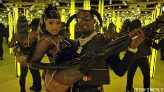 CLOUT Offset Featuring Cardi B Music Video 🔥