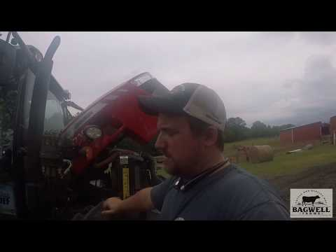 Repeat My thoughts on the Pequea tt4101 tedder by Bagwell