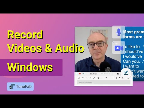 How to Record Video & Audio From Screen on Windows