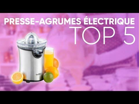 TOP5 : MEILLEUR PRESSE-AGRUMES