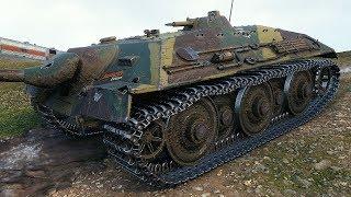 E 25 - LITTLE MONSTER - World of Tanks Gameplay