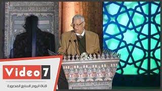 مكرم محمد أحمد فى مؤتمر نصرة القدس: الضمير الإنسانى سينتصر لقضية فلسطين