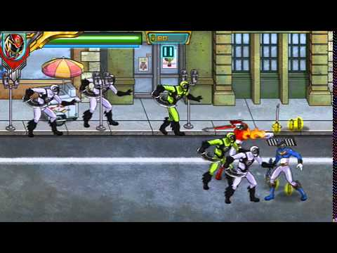 Power rangers games to play free online never surrender youtube voltagebd Choice Image