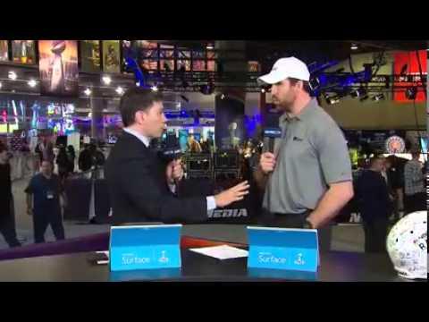 Jared Allen Interview