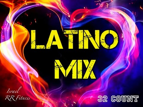 """ELECTRO LATINO"" StepAerobic Music Mix #9 134136 bpm 32Count 2017 Israel RR Fitness"
