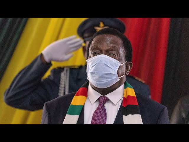 President Mnangagwa salutes CPC on marking 100 years
