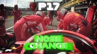 Vettel On The Move | 2018 French Grand Prix