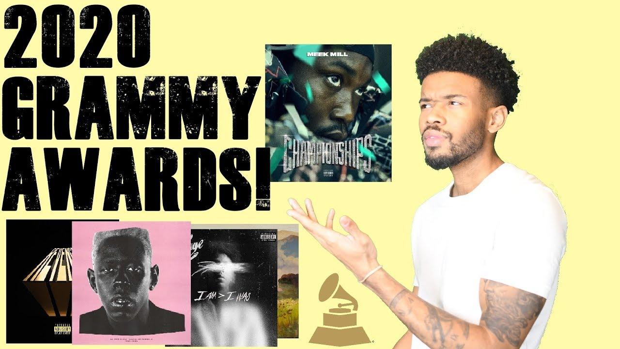 Best Rap Albums Of 2020.2020 Grammy Nominations Predictions
