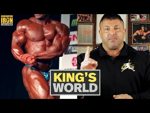 King Kamali's Ultimate Bodybuilding Contest Prep Guide | King's World
