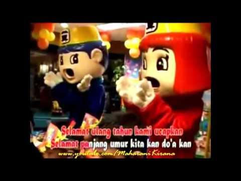 Lagu Anak Indonesia Selamat Ulang Tahun.mp4