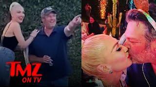 Gwen Stefani Throws Blake Shelton an Epic Surprise Birthday Party | TMZ TV