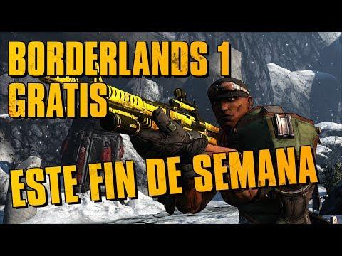 Borderlands 1 Remasterizado Gratis en Steam y Xbox One este fin de semana