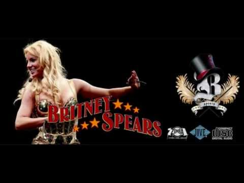 The Circus Starring Britney Spears :: 1st Act (Live HD Audio)