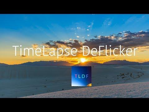 Introducing TLDF (Time-Lapse De-Flicker) (4K)