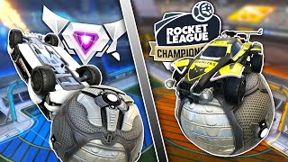 Freestyle Tournament with PROS ONLY in Rocket League