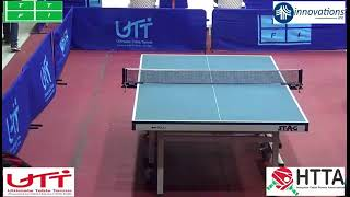 UTT NATIONAL RANKING TABLE TENNIS CHAMPIONSHIPS-2019 (NORTH ZONE)