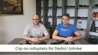 Clip-on adapters for Dedal/Jahnke | Optics Trade Debates