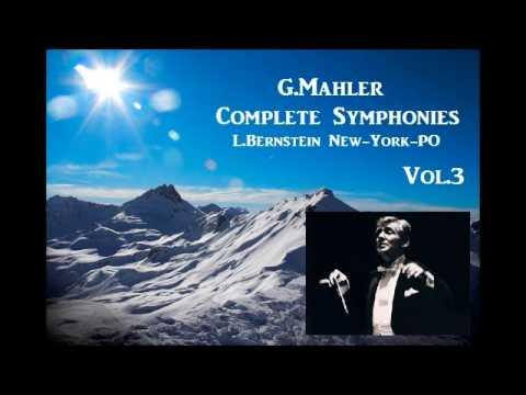 G.Mahler Complete Symphonies Vol.3 [ L.Bernstein New-York-PO etc. ] (1965~66)