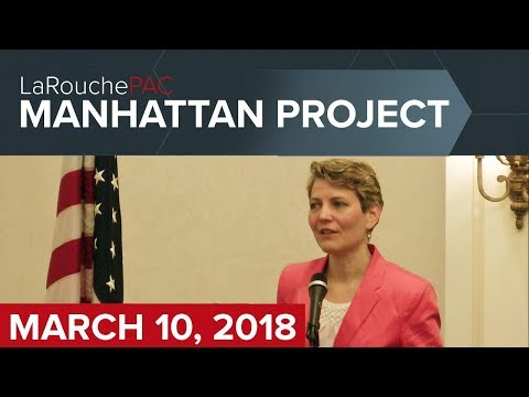 Manhattan Town Hall event with Diane Sare