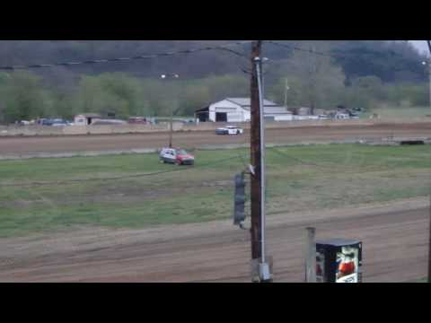 Gary Walton 250 Speedway hot laps 04/29/2016