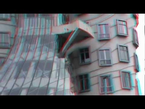 La Casa Danzante de Praga (Vídeo en 3D)