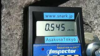 浅草寿町公園 道路、遊具、地面、葉。場所によってこんなに違うよ。04/13/