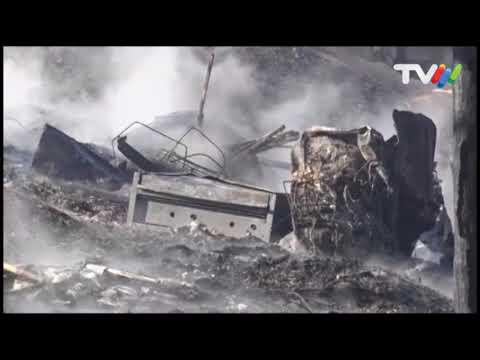 Incêndio Praia da Barra: Destrói duas estâncias turísticas em Inhambane thumbnail