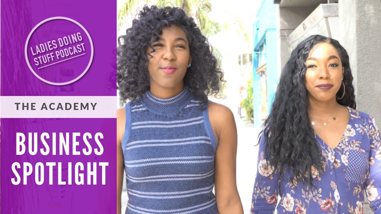 LADIES BUSINESS SPOTLIGHT: The Academy | Denim For Black Women
