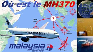 WHERE IS THE MH370 ? Analysis of the radar images, satellite data, cell phones and debris drift