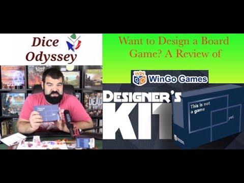 Board Games Designer's Kit Review