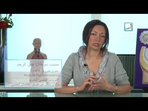 Alyaa Gad - سرطان عنق الرحم Cervical Cancer