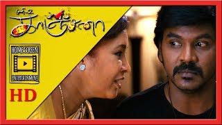 Kanchana All Comedy Scenes | Lawrence | Kovai Sarala | Devadarshini | Sriman | Mayilsamy | Manobala