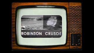 Robinson Crusoe (1964) | TV Theme Tune | Piano