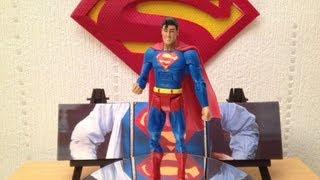 Mattel DCUC Legion of Superheroes Superboy Figure Review