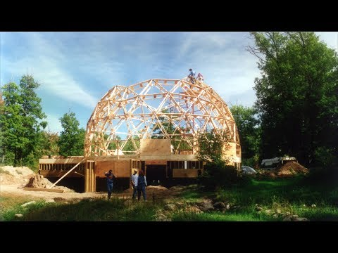 Intro to Geodesic Domes: An Interview with Dennis Johnson