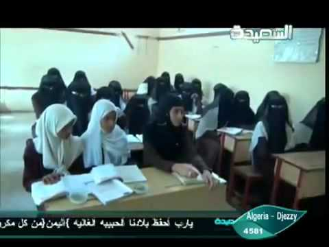 Yemeni girl sweat blood and tears a stone..
