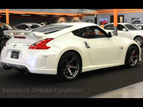 2013 nissan 370z nismo for sale in milwaukie or youtube. Black Bedroom Furniture Sets. Home Design Ideas