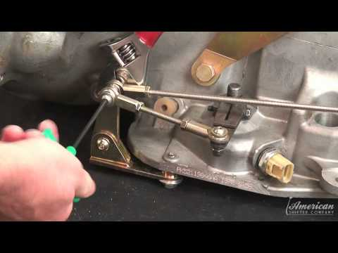 Chrysler 727 Dual-Action Shifter Installation Video from American Shifter Co.