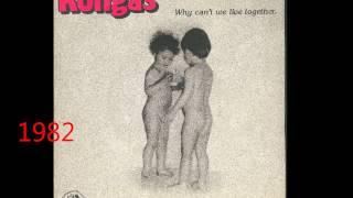 KONGAS - Why Can't We Live Together.wmv