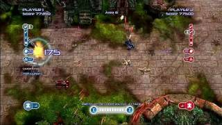 Assault Heroes 2 Xbox Live Gameplay - Rainforest