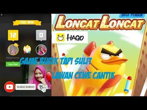 Game hago (loncat-loncat)melawan